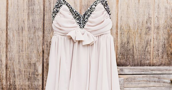 quite possibly the most flattering bridesmaid dresses ever!