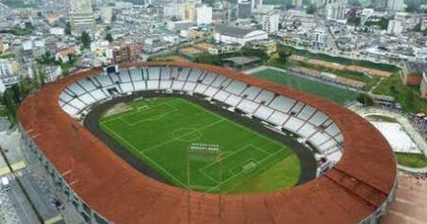 Palogrande Once Caldas Estadio De Futbol Estadios Futbol Colombiano