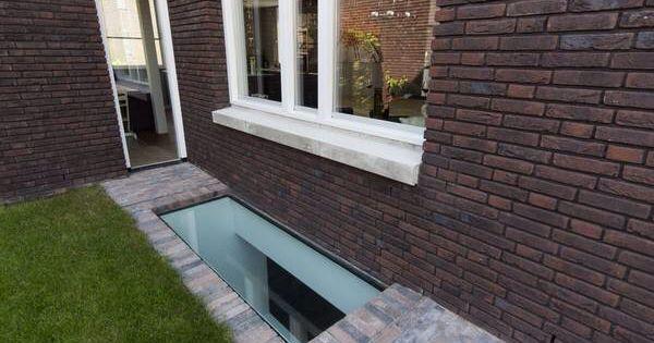 Daglicht souterrain house ideas pinterest s tano - Suelos de vidrio ...