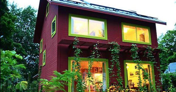 Incroyable cette maison consomme moins d 39 nergie qu 39 un for Immobilier insolite