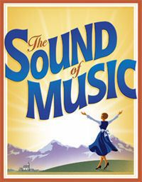 The Sound Of Music Poster Sound Of Music Musicals Music Fans