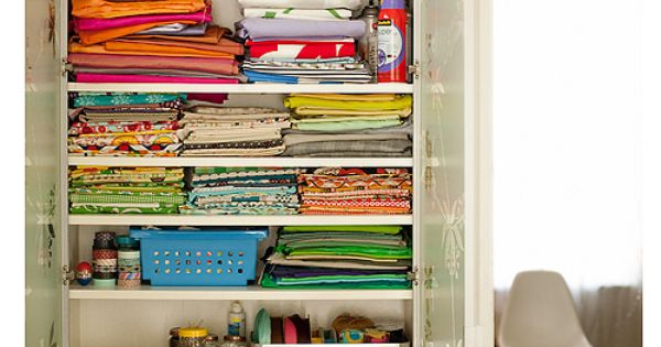 Organize craft and sewing