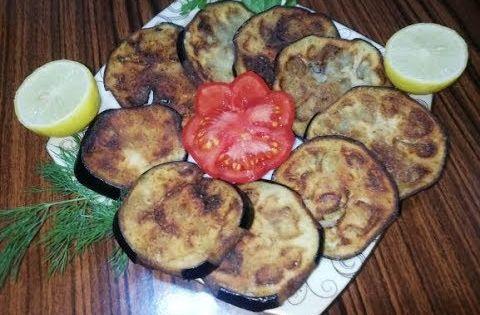 سر قلي الباذنجان بدون ما يشرب زيت قرمشة فظيعة والطعم جنان حديد المصر Food Vegetables Zucchini