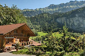 Lauterbrunnen Switzerland Walk Around The World Travel Around The World Travel Photos