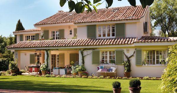 Lovely deco la grande maison aux volets verts el mueble for Decoration maison facebook