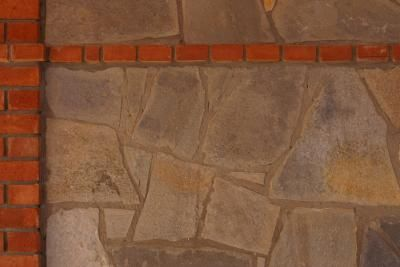How To Stain Stone Fireplaces Fireplace Facade Stone Fireplace Brick Fireplace