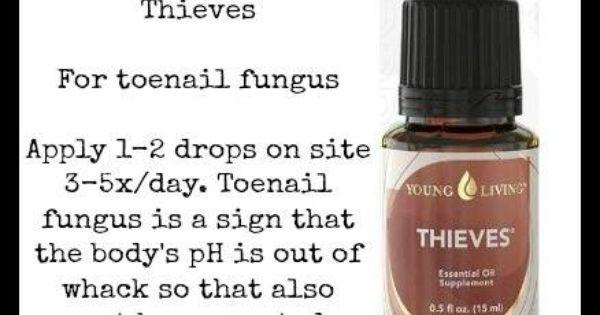 Toenail Fungus   Oils   Pinterest   Essentials and Young ...
