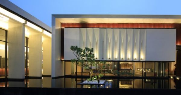 Archdaily Broadcasting Architecture Worldwide Minimalist Architecture Architecture House Pavilion Design
