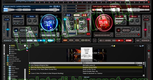 Descarga Virtual Dj 7 Skin Mixlab V1 3 Descargar Pack Remix De