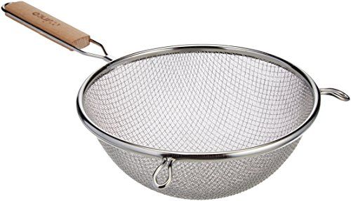 Winco Ms3a 8d Strainer With Double Fine Mesh 8 Inch Diam Https