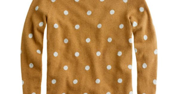 perfect fall sweater. WANT THIS jcrew