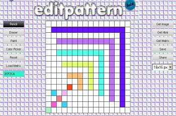 Editpattern Com Is The Right Site To Visit It Is A Free Online