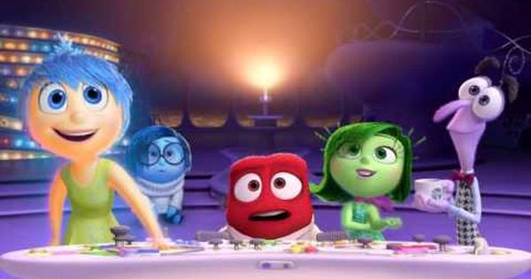Image result for inside out movie
