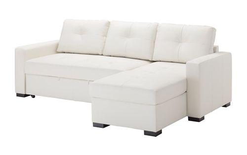 Ragunda sof cama esquina almacenaje ikea puedes situar la - Sofa cama esquina ...