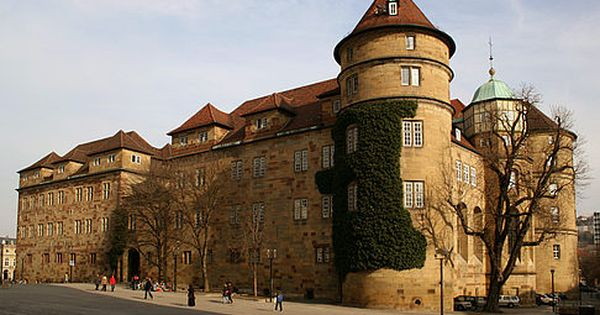 Altes Schloss Foto Stuttgart Mit Bildergalerie Altes Schloss Deutschland Burgen Foto Stuttgart Schloss Stuttgart