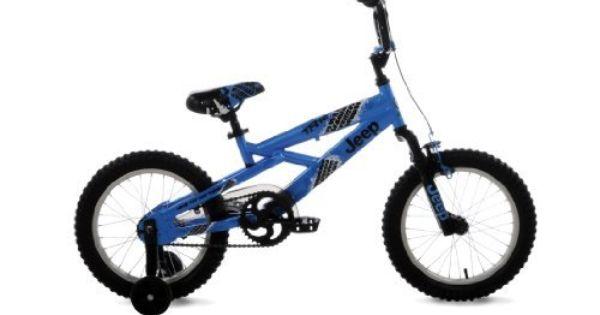 Jeep Boy S Bike 16 Inch Wheels Http Www Amazon Com Dp B0046xoquw Ref Cm Sw R Pi Awd Wdv4rb0j5v5v9 Boy Bike Kids Bike Childrens Bicycle