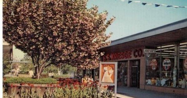 S S Kresge Co At The Garden State Plaza Paramus Vintage Malls Stores Bergen County Nj