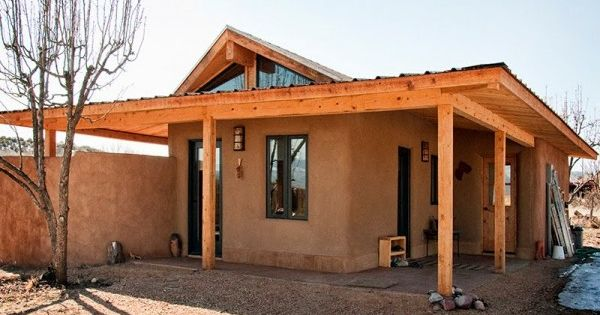 Tiny house blog archive tiny texas houses update tiny for Adobe home builders texas