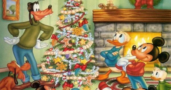 Have A Lovely Christmas This Year Hope You Get Everything You Wished For Disney Merry Christmas Christmas Cartoons Mickey Mouse Christmas