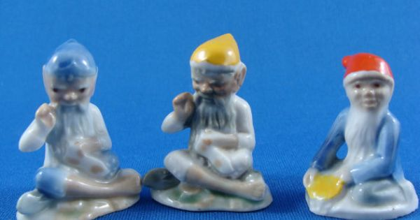Wade Ireland Figurines Lucky Leprechaun With By