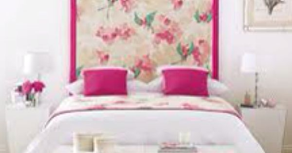 Wallpaper Headboard Headboards And Wallpapers On Pinterest