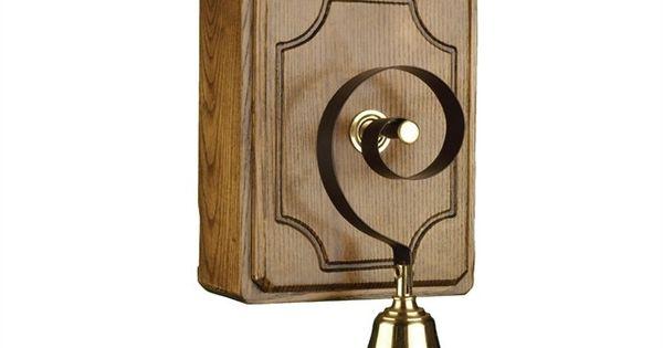 Traditional Victorian Door Bell Next House Stuff
