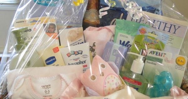 Homemade Baby Shower Gifts on Redomestication- also could do a gift basket