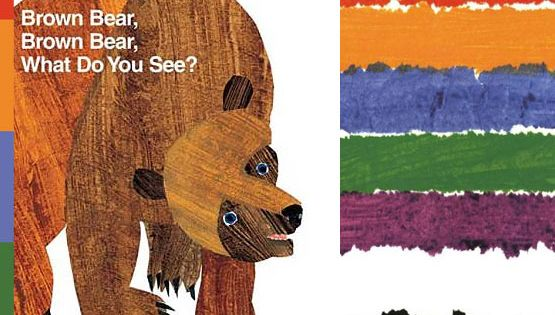 Brown Bear, Brown Bear, What Do You See? by Eric Carle Was ...