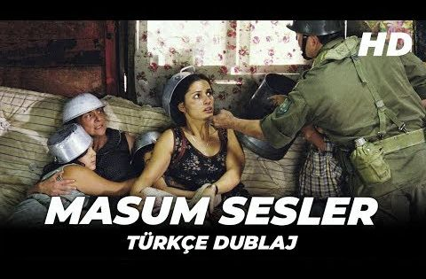 Masum Sesler Innocent Voices Turkce Dublaj Yabanci Dram Filmi Full Film Izle Hd Youtube Film Youtube Izleme