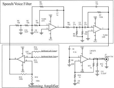 How To Make 5 1 Channel Amplifier And Speaker Setup With Images