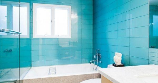 Fliesenfarbe badezimmer fliesen ideen badezimmer beispiele deko pinterest fliesenfarbe - Holzwand fliesen ...