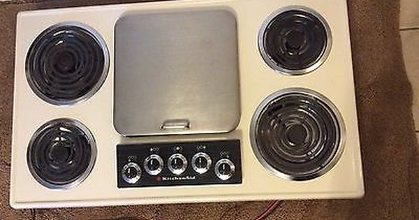 Electric Coil Cooktops Electric Cooktop Cooktop Downdraft Cooktop