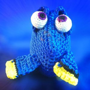 Tutorial amigurumi - Caracatita Elly :-P - YouTube | 300x300