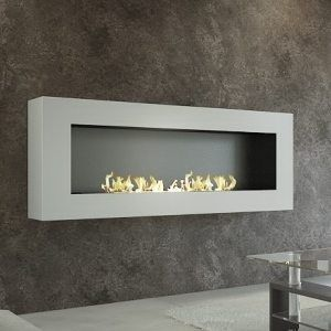 Design Smart Ethanol Wall Fireplace With Remote Control Openhaard Muur Gashaard Afstandsbediening