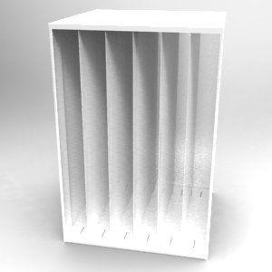 Steel Fixture Art Storage Art Tills Art Studio Storage Art