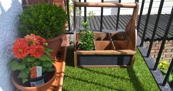 gazon artificiel au balcon conseils pratiques et id es de d co balcon am nager pinterest. Black Bedroom Furniture Sets. Home Design Ideas