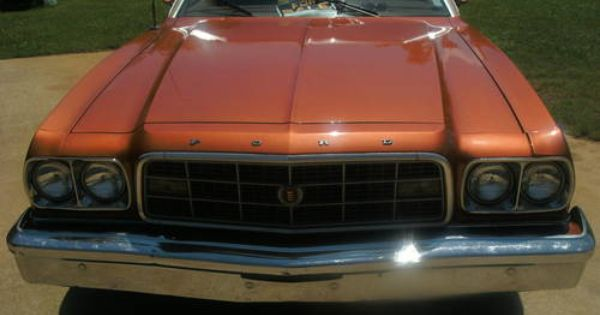 1973 Torino Fastback 351 Cleveland With New Paint And Vinyl Top 8500 Classic Cars Vinyl Car Upholstery