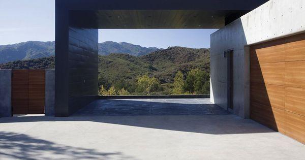 Minimalist concrete carport design ideas home design for Contemporary carport design architecture