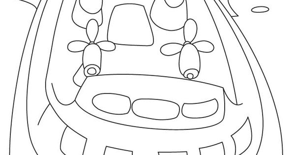 Hovercraft Coloring Pages Download Free Hovercraft
