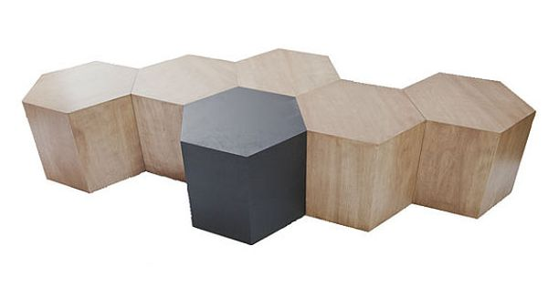 Hive Modular Furniture By Hammersheels On Etsy