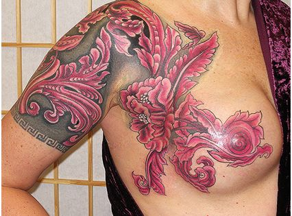 Making the breast decision mastectomy reconstruction for Breast reconstruction tattoos