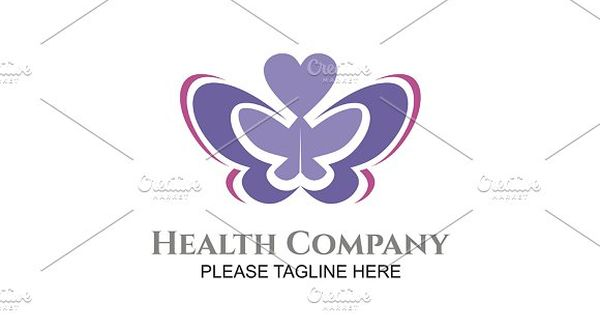 Health Company – butterfly inspired
