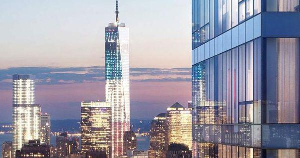 Amazing New York Penthouse  뉴욕, 건축 및 인테리어