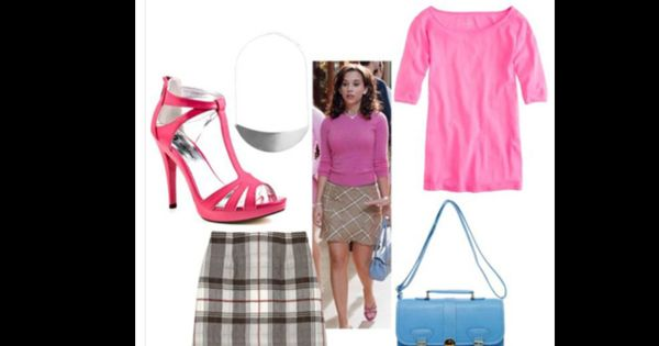 Gretchen wieners outfit inspired mean girls | What I need ...