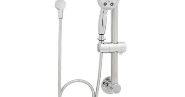 Retrackable Ada Removable Shower Head Which Allows You To