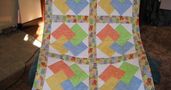 Very Easy Quilt Patterns | Need a simple baby quilt ...