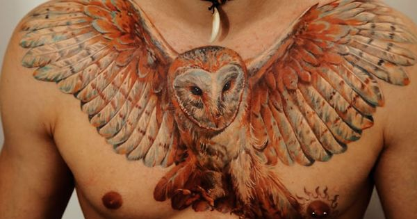 Chest Tattoo Ideas - Insane Tattoo Products