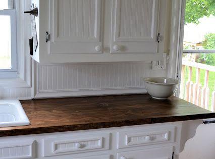 Beadboard Kitchen Cabinets Pinterest