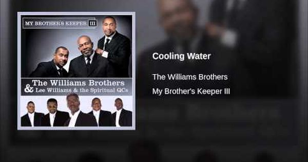 Cooling Water Youtube Melvin Williams Water Youtube