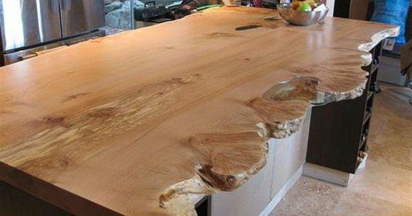 echtholzm bel k cheninsel naturholz k che pinterest echtholzm bel k cheninsel und naturholz. Black Bedroom Furniture Sets. Home Design Ideas